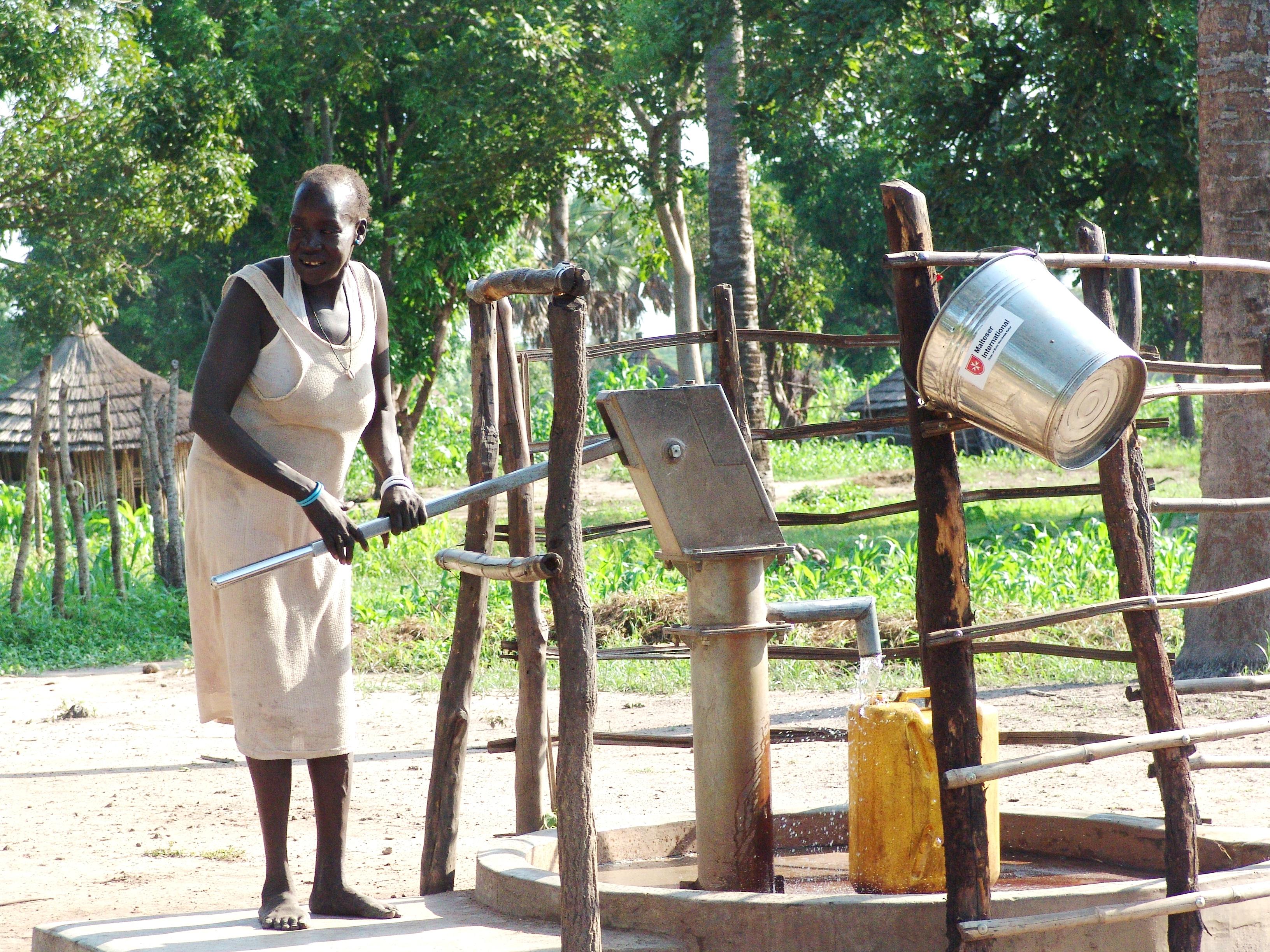 Tackling Leprosy, South Sudan