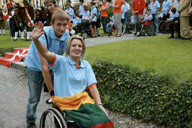 International Summer Camp for Disabled Youth, Hungary