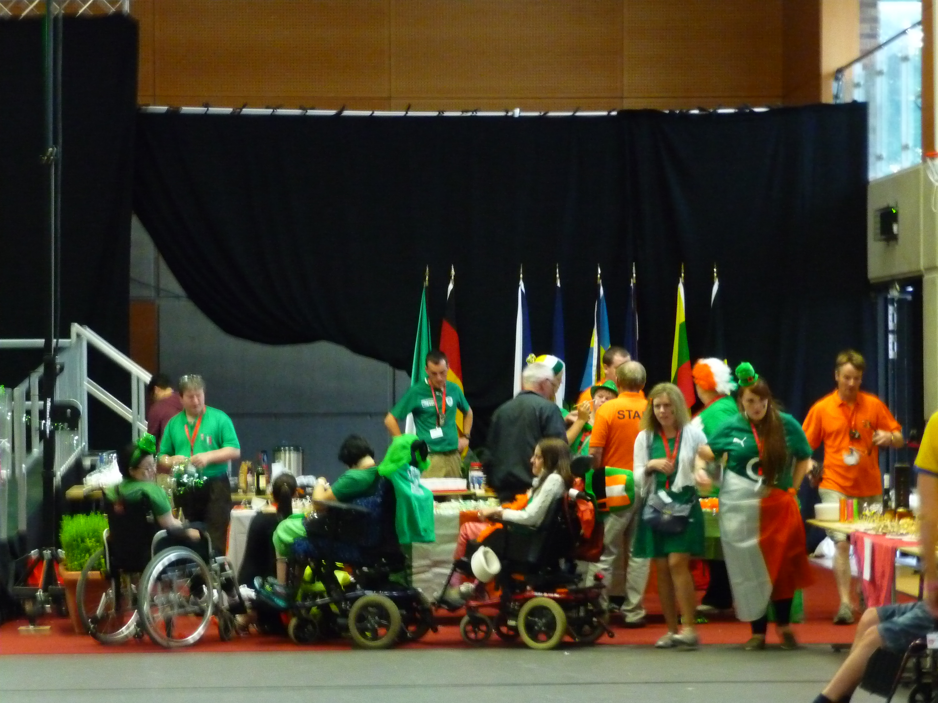 International Camp for the Disabled, Ireland