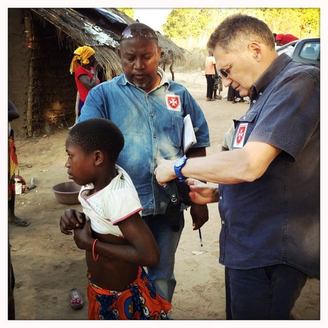 Training and Care for Sufferers of Leprosy and Other Neglected Skin Diseases, Mozambique