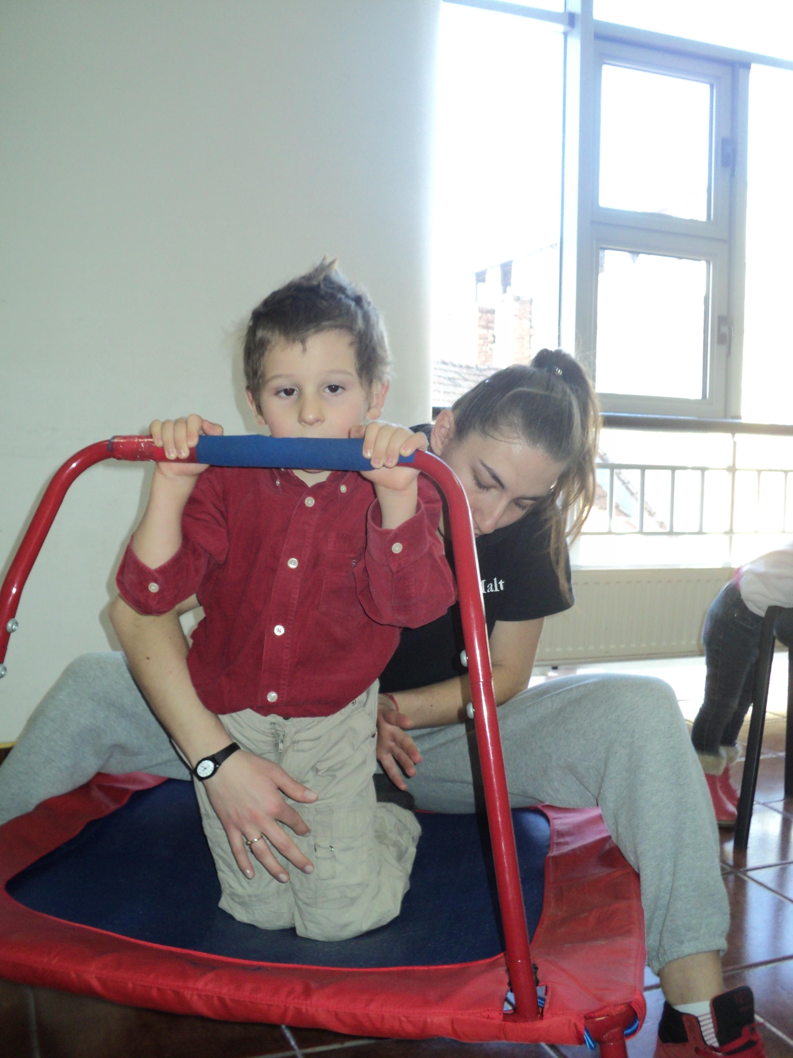 Kindergarten for Children with Neuromotor Disabilities, Romania