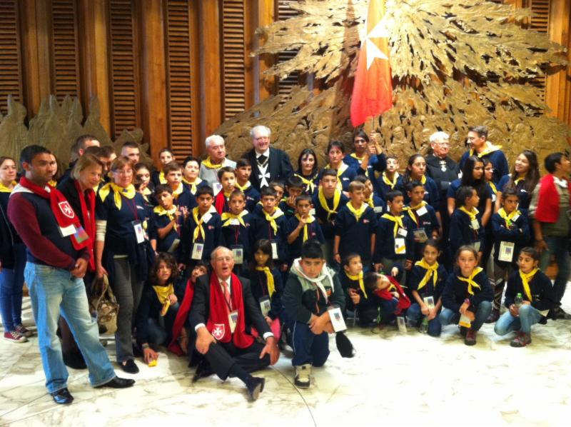 Romani World Pilgrimage to the Vatican