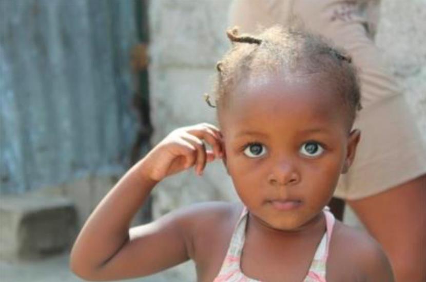 Healthcare for Disadvantaged Children, Haiti, Malteser International