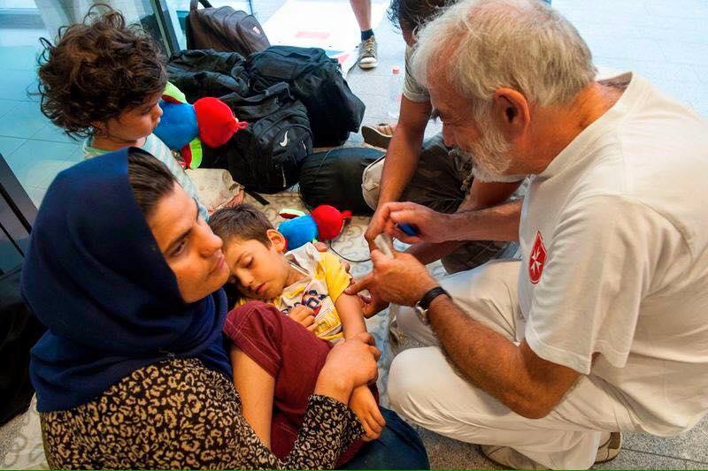 Spotlight on the Refugee Crisis: Hungary