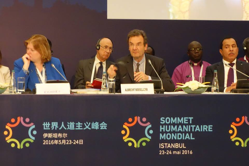 The WHS Special Session: 'Religious Engagement: The Contributions of Faith Communities to our Shared Humanity'