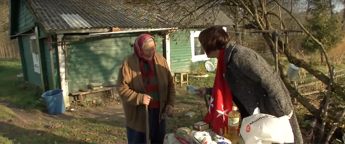 Meals on Wheels, Lithuania, Lithuanian Relief Service