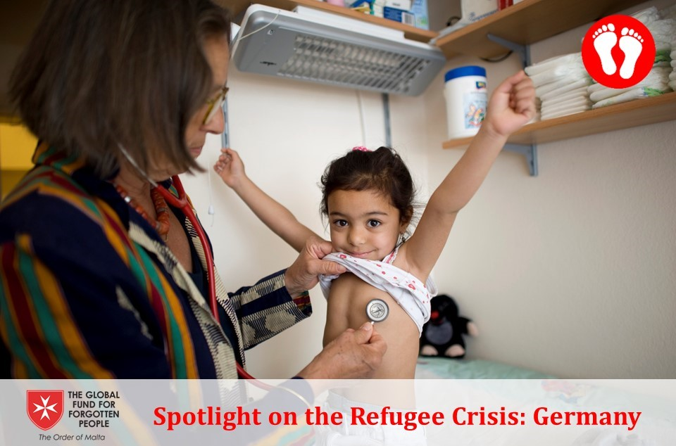 Spotlight on the Refugees: Germany