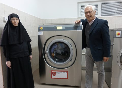 Laundry Facilities for the Institute for Children and Youth, Serbia, Serbian Embassy of the Order of Malta