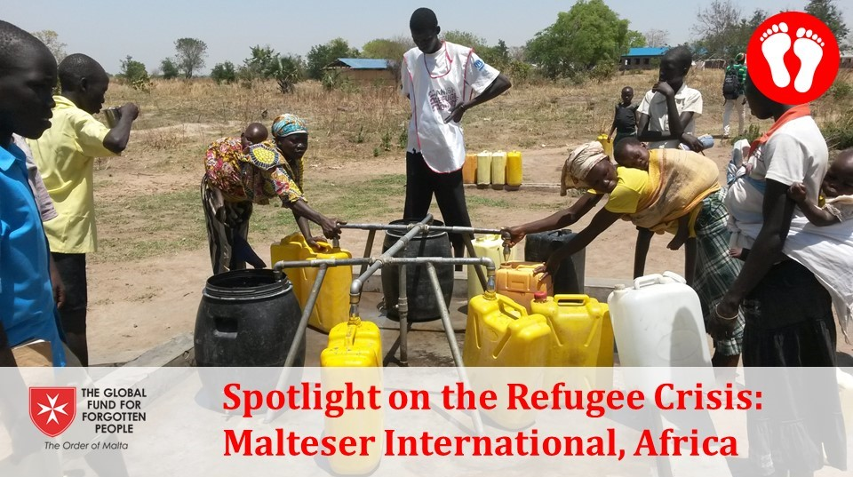 Spotlight on the Refugee crisis – Malteser International: Africa