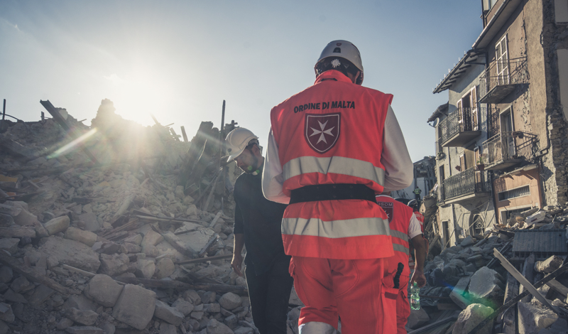 The Italian Earthquake – Rescue Update