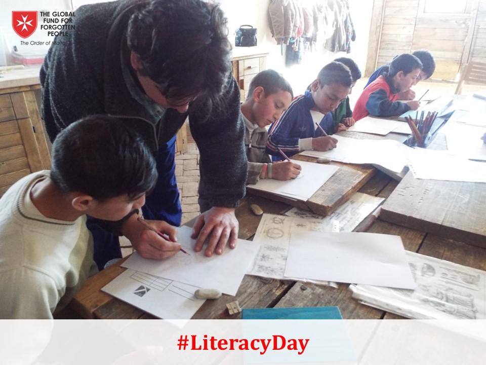 8th September: International Literacy Day