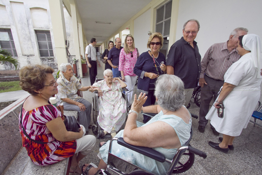 Care for the Elderly in Cuba