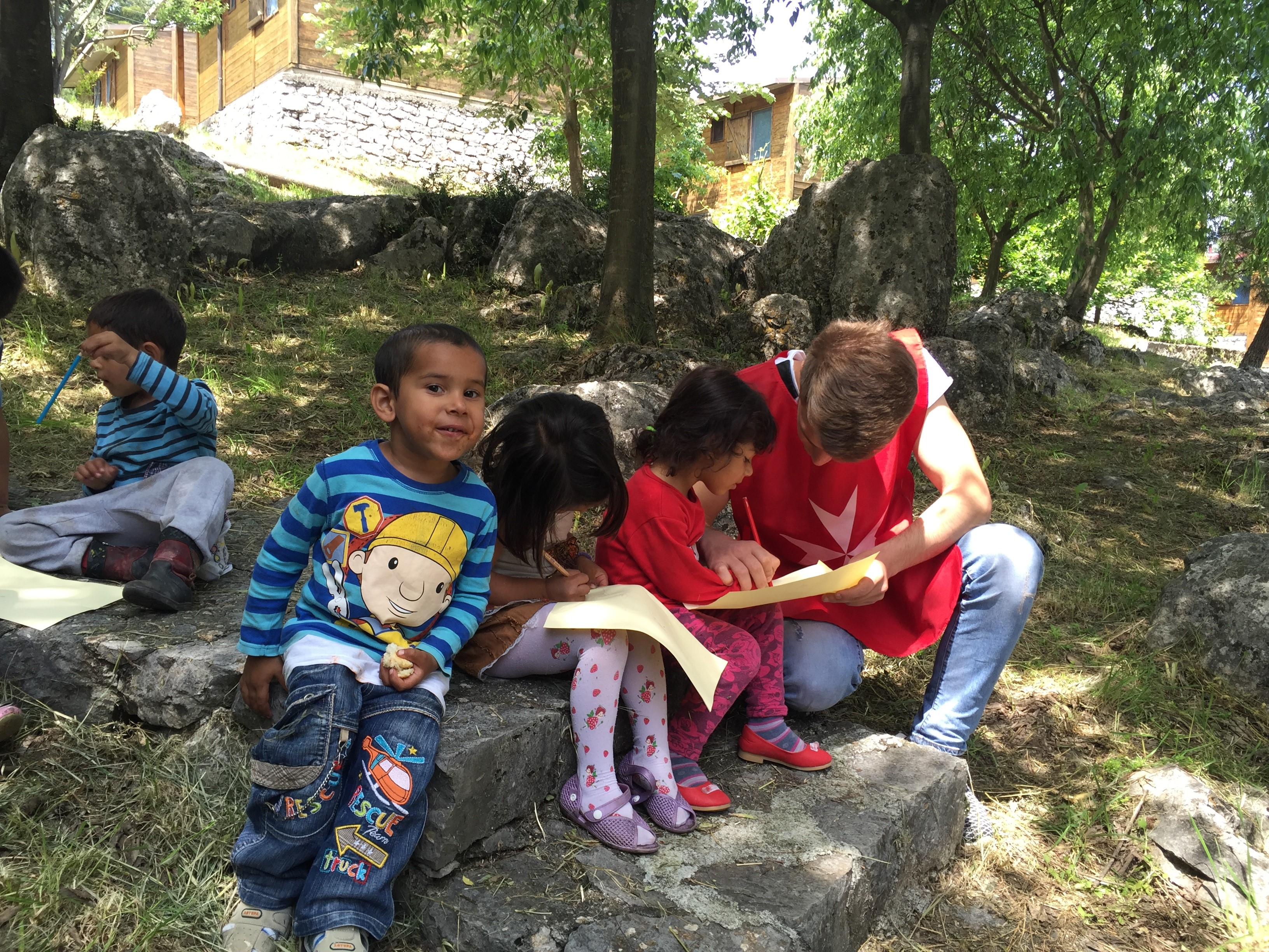After-School Programme for Children, Albania, Albanian Relief Service