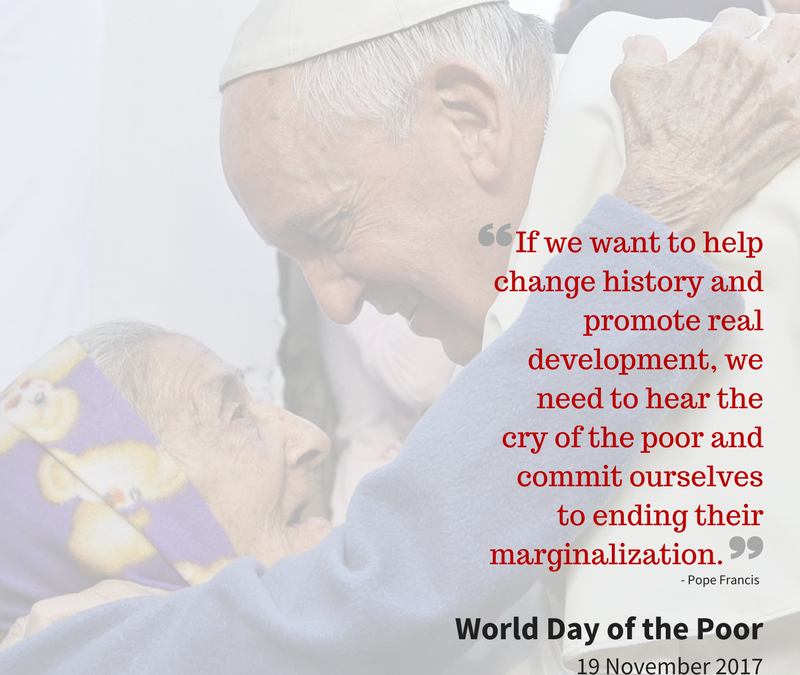 World Day of the Poor