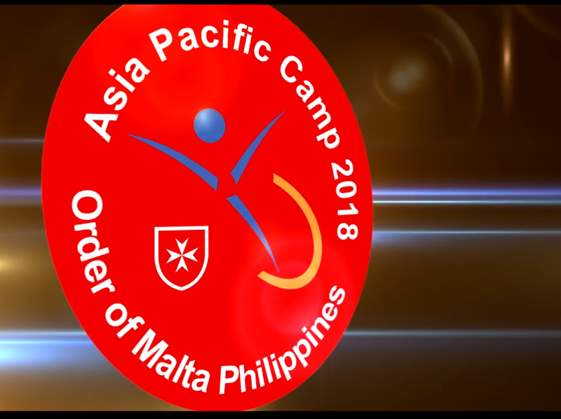 Asia Pacific Youth Camp for the Disabled 2018, Order of Malta Philippines, Philippines