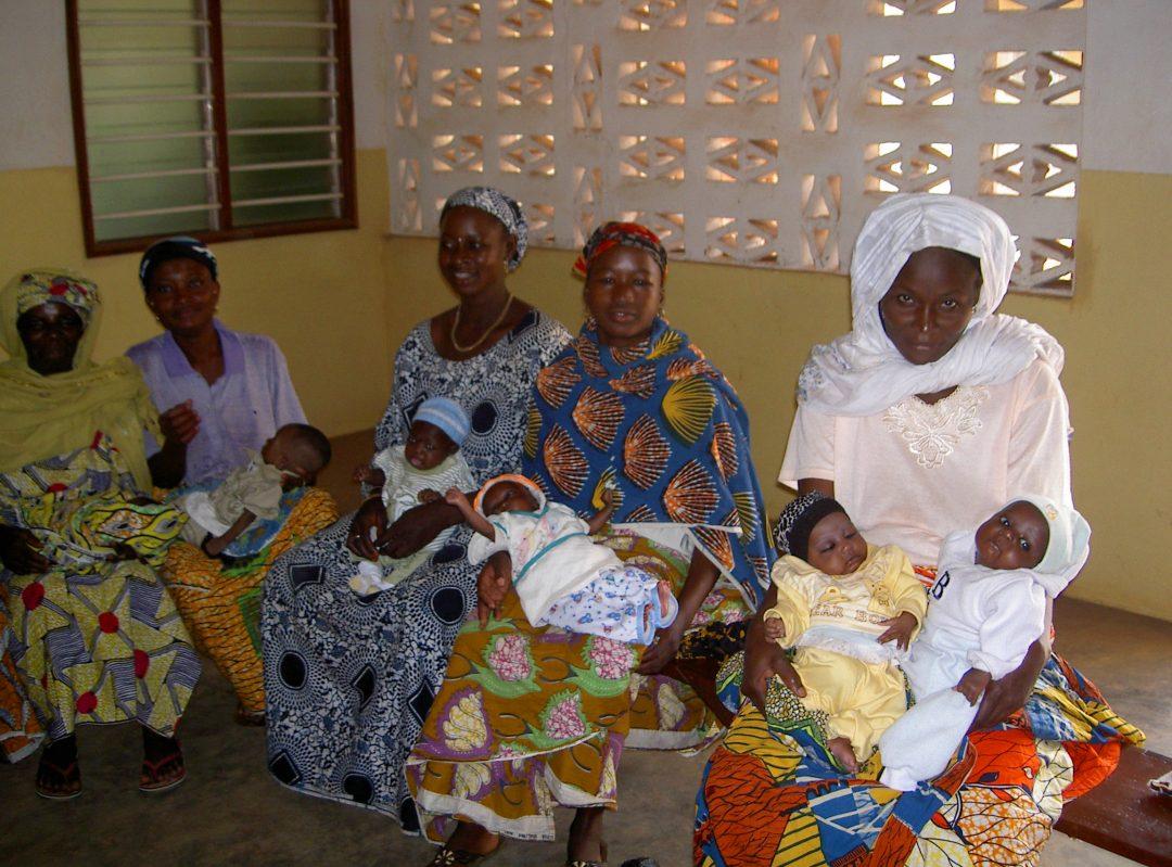 Improving Care of Pregnant Women, French Association, Benin