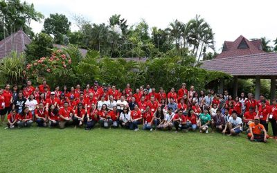 The Asia Pacific Summer Camp