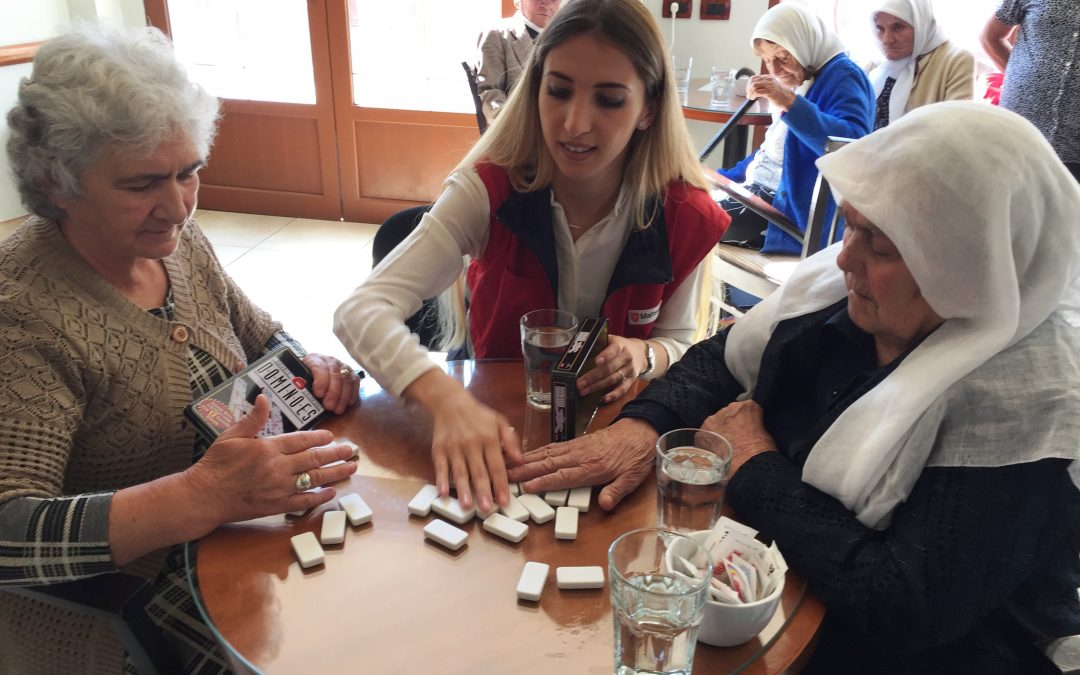 'Old is Gold' – care for the elderly in Albania