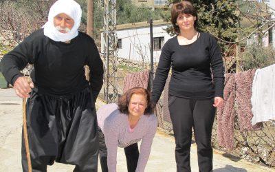 Care for the Elderly in Lebanon: two case studies