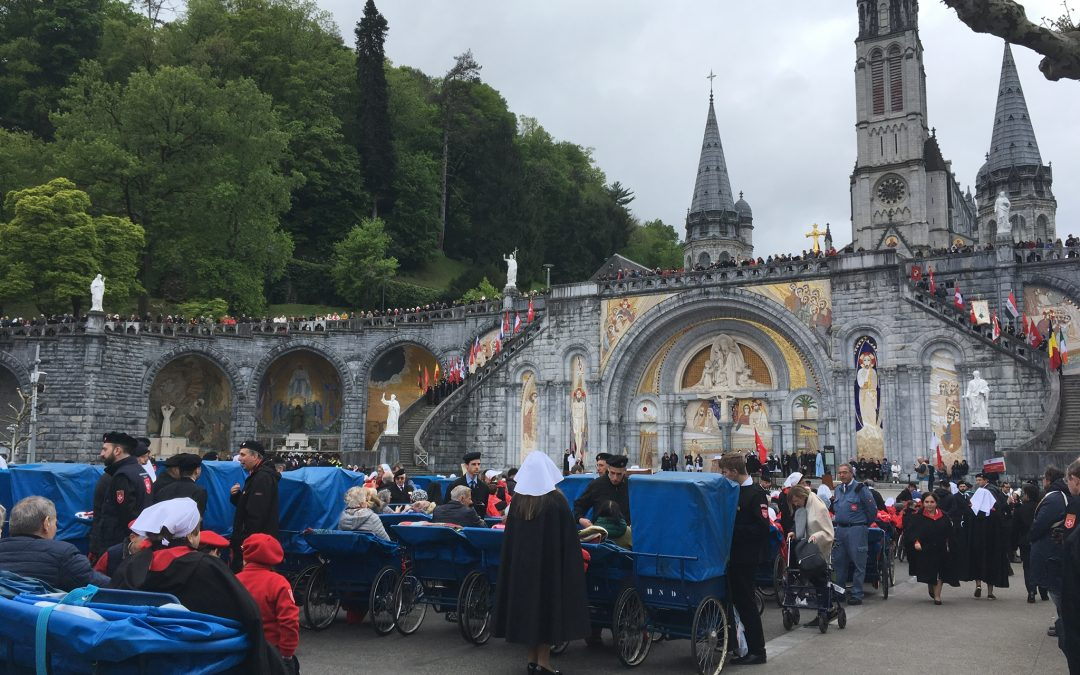 62nd International Pilgrimage to Lourdes Cancelled due to the Coronavirus